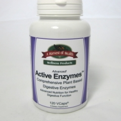 Advanced Active Enzymes™ (120 VCaps®)