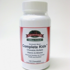 Complete Kids (120 Chewables)