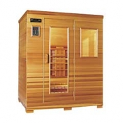 Health Mate Three-Person Sauna
