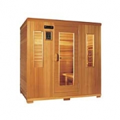 Health Mate Four-Person Sauna