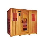 Health Mate Five-Person Sauna